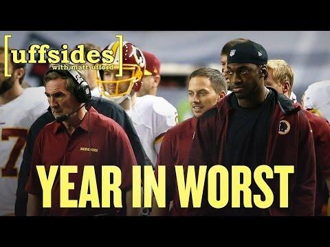 Worst of the 2013 NFL season - Uffsides