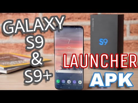 Install Galaxy S9 Launcher for ALL Android Devices