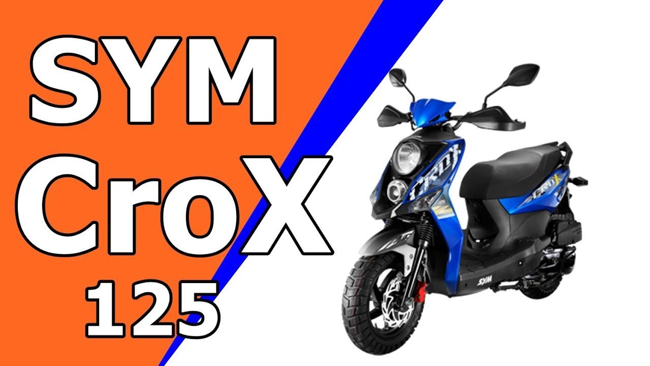f163d45cda8a86 Ada Motor Mirip X-Ride Namanya SYM CroX - YouTube