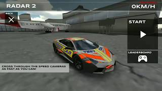 Lamborghini simulator || Android gameplay