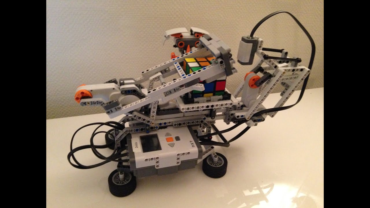 Nxt Lego Robot Designs Pdf