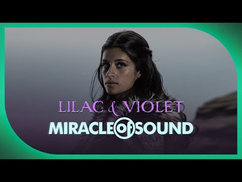 YENNEFER SONG (Witcher): Lilac & Violet By Miracle Of Sound Ft. Karliene