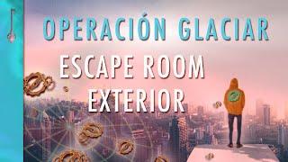 Escape Room exterior 2019 | Operación Glaciar por Mystery Gam…