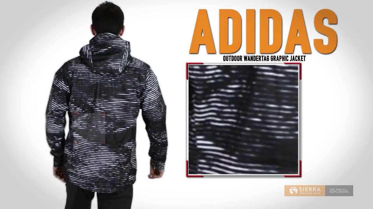 Outdoor Graphic Adidas Wandertag Men Climaproof®for Jacket Yygf7b6