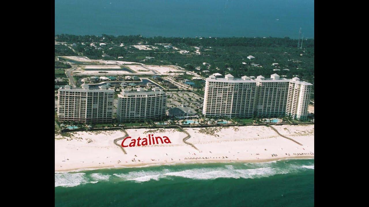 Beach Club Catalina 1408 Gulf Front 2 Bed Condo 527 C Tr Ss Al 36542