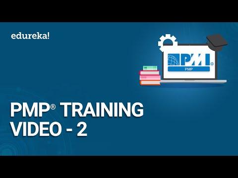 PMP® Training Video - 2 | PMP® Certification Exam Training | PMBOK® Guide Sixth Edition | Edureka