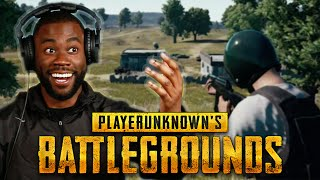 We Try To Survive Player Unknown's Battlegrounds