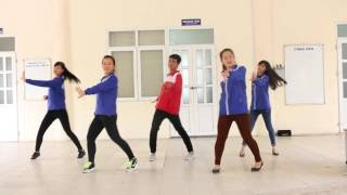 Hướng dẫn nhảy Happy New Year (festival Xuân Tình Nguyện-Chi hội 08/05)