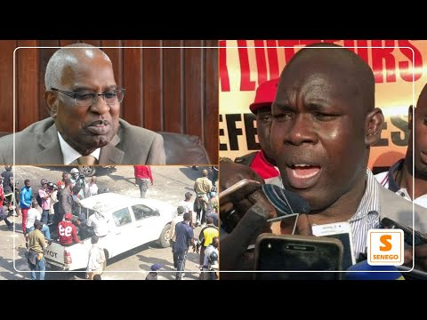 """Sortie """"raté""""sur France24: Khadim Gadiaga à Malick Sall """"Respectez les lutteurs, retirez vos propos"""""""