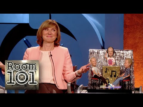 Fiona Bruce Hates Parties Where Nobody Dances - Room 101