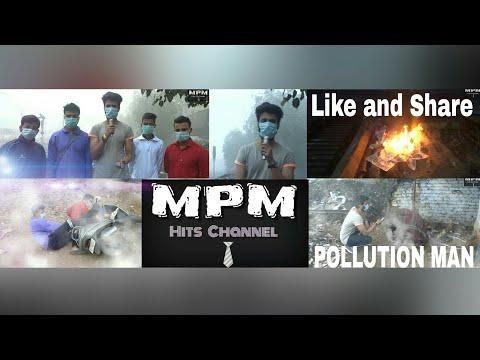 Pollution Man