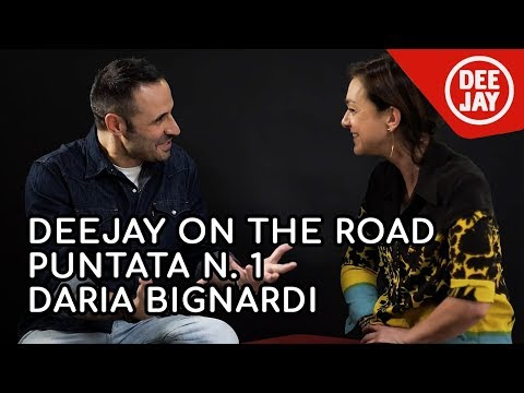 Deejay On The Road: Daria Bignardi