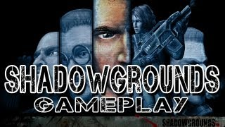 Shadowgrounds Gameplay |HD|