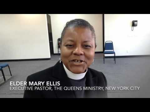 Interview with Elder Mary Ellis