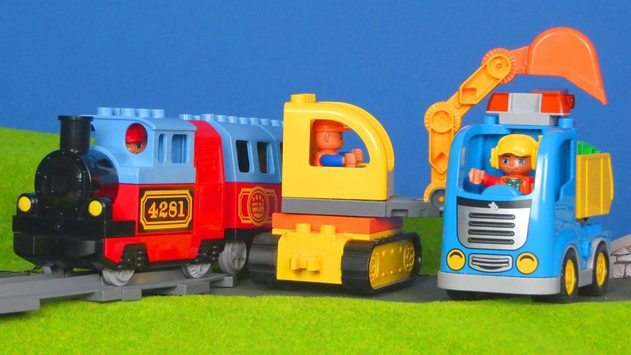 Bagger züge lastwagen abschleppwagen spielzeugautos