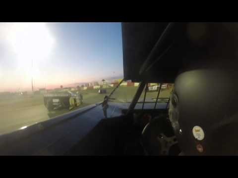 Limited Late Model Feature - East Bay Raceway Park 5/9/2015