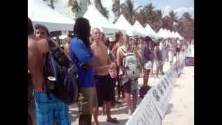 Model Beach Volleyball 2012, Miami Beach