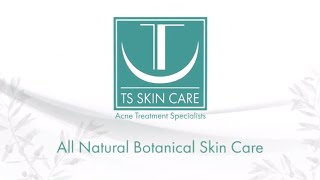 TS Skin Care Product Line Intro