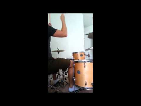 Circa Survive - Sovereign Circle [Drum Cover]