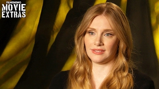 Gold | On-set visit with Bryce Dallas Howard 'Kay'