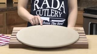 Best Pizza Stone - Usa Made Stoneware | Radacutlery.com