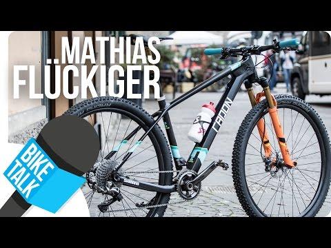 Bike Talk - Mathias Flückiger's Radon Jealous | SHIMANO