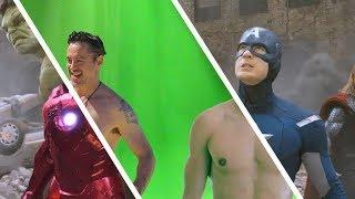 スーパーヒーローの舞台裏の姿とは? thumbnail