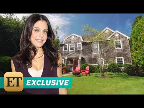 EXCLUSIVE: Inside Bethenny Frankel's Glamorous Hamptons Home!