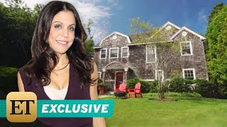 EXCLUSIVE: Inside Bethenny Frankel's Glamorous Hamptons Home!