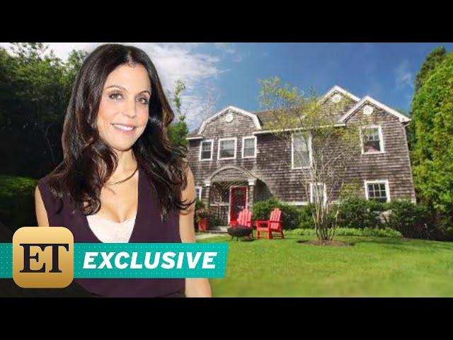 EXCLUSIVE\: Inside Bethenny Frankel\'s Glamorous Hamptons Home!
