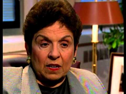 Donna Shalala: Secretary, U.S. Department of Health and Human Services, Clinton Administration
