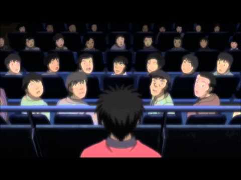 Hajime no Ippo Rising Episode 18 EPIC scene.