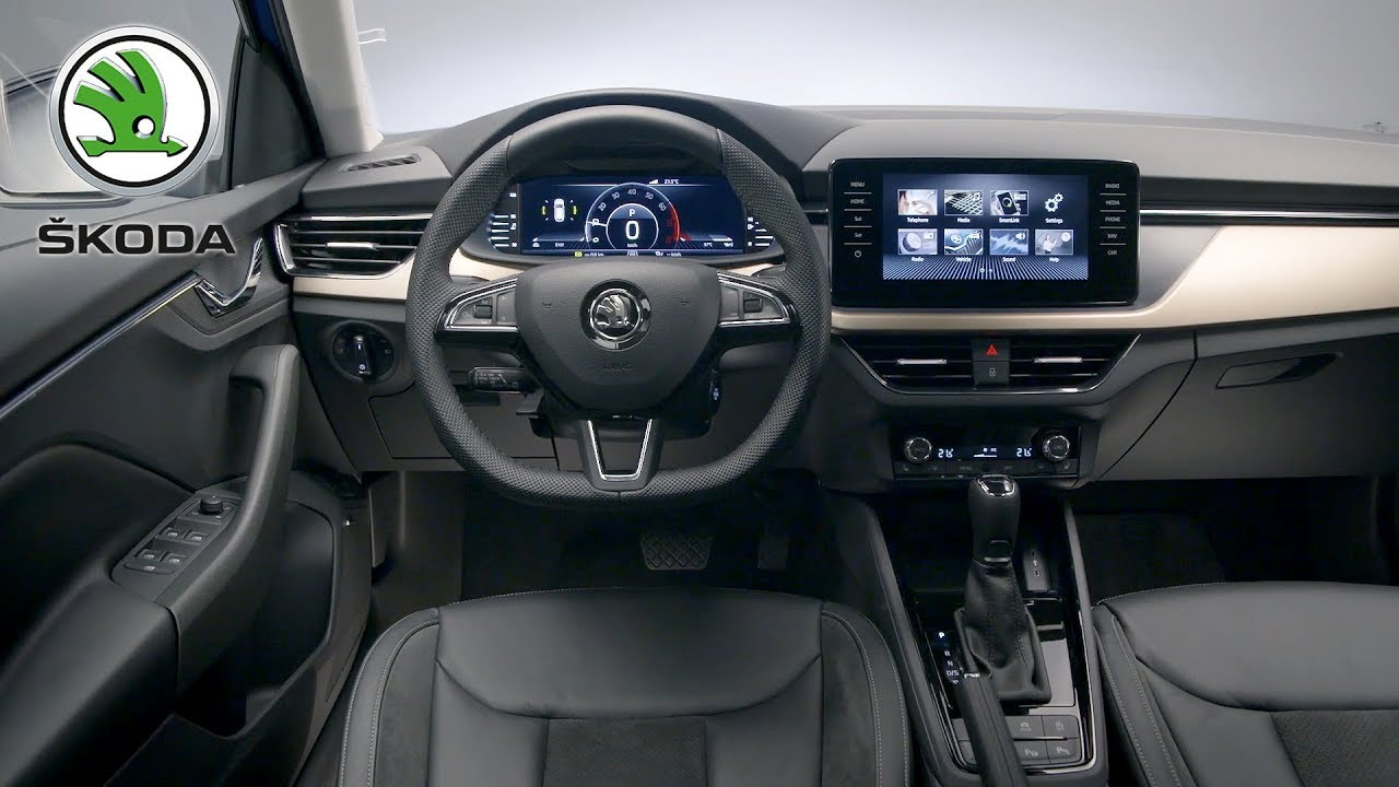 Interieur Golf 1 Sportline Skoda Scala 2019 Interior - Used Car Reviews Cars Review