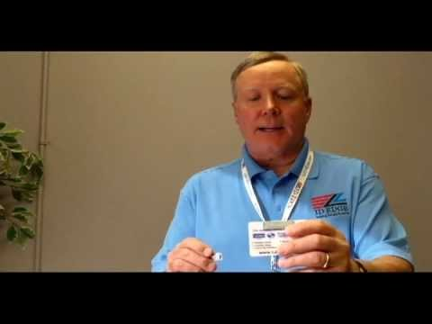 Steve Answers Your Questions On Name Tages | Denver ID Card Printers