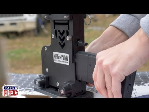 We Test Out Some Mag Loaders... and Unloaders