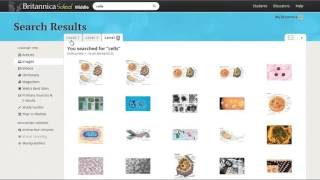 Britannica School Tutorial: Overview for Students