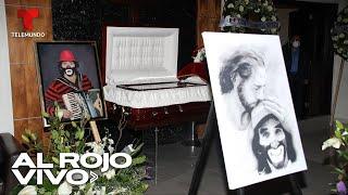 Dan emotivo adiós al payaso Cepillín con un emotivo funeral en México