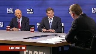"""James Woolsey says Trump is """"reasonable,"""" """"asks good questions"""""""
