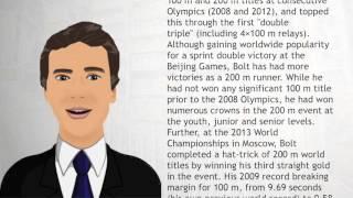 Usain Bolt - Wiki Videos
