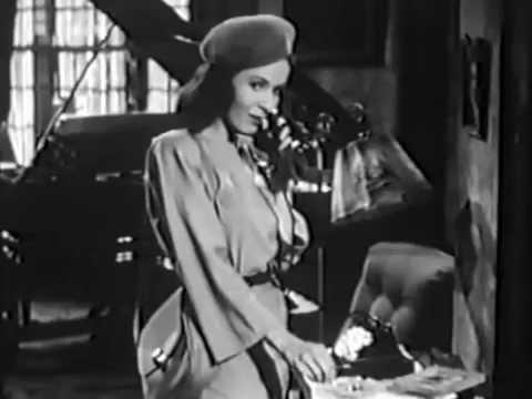 Whispering City (1947) CRIME-THRILLER
