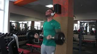 Бицепс Стоя Тренировка Армрестлинг Training for Armwrestling Biceps