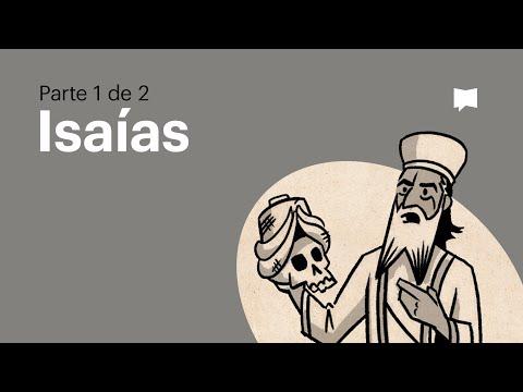 Lee la Biblia: Isa�as cap. 1-39
