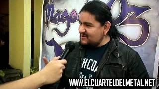 MAGO DE OZ EN LIMA: Entrevista a productor