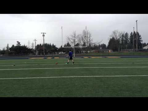 Sullivan Friedman: set of 30 yard field goals