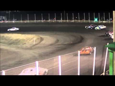 Hobby Stock A Main 7-6-14 Cardinal Motor Speedway