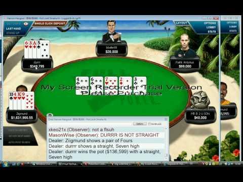 Biggest Pots Ever in Online Poker