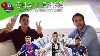 EDU AGUIRRE VS. JUANFE | COMPRAR, VENDER O CEDER CHALLENGE