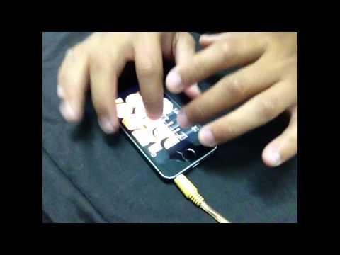 โบว์รักสีดํา on iPhone 5s