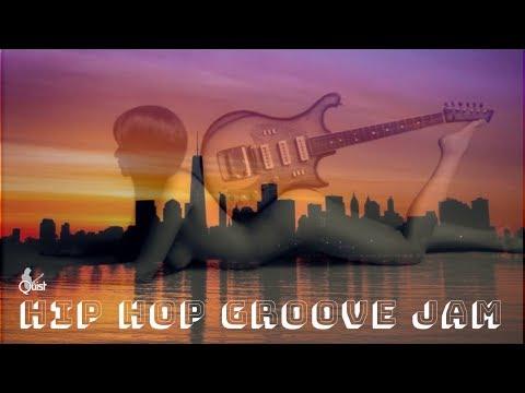 Hip Hop Groove Jam   Addictive Guitar Backing Track (Am)