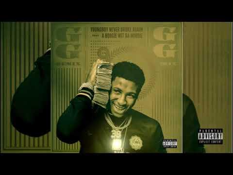 NBA Youngboy - GG ft  A Boogie Wit Da Hoodie Remix